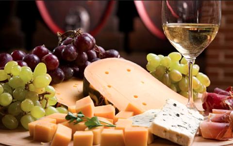 Vin & Fromage : les p'tits plaisirs de la vie